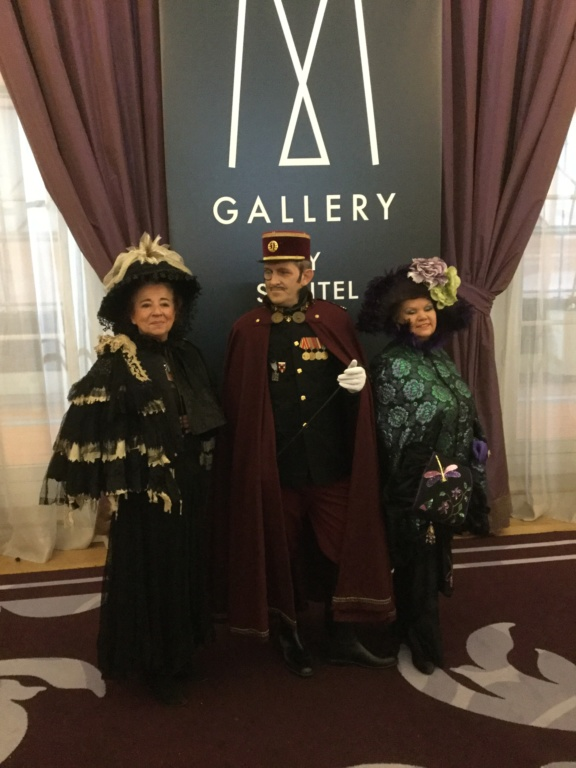 Diner de gala le 28 Janvier 2019 au Grand Hotel ,  E8727010