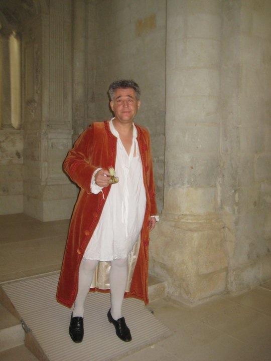 Weekend en costume à l'abbaye de Fontevraud 2010 Img_0318