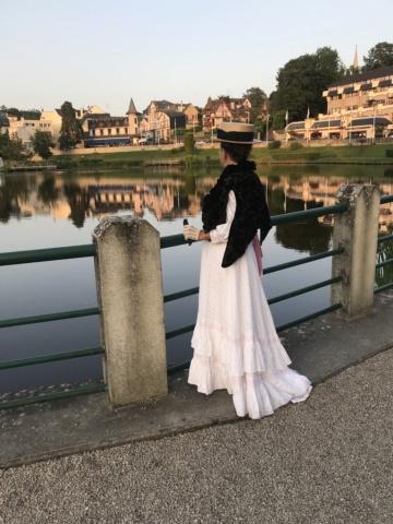 Journee belle epoque a Bagnoles de l´orne, 30 Juin 2019 Img_8311