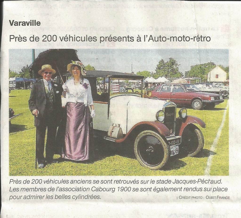 La Presse ,  Cabourg 1900 - Page 2 Ouestf12