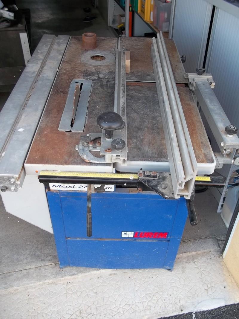 Restauration d'un combiné Lurem Maxi 26 + 100_2012
