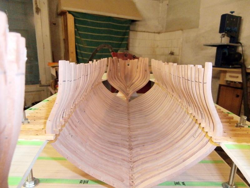 L'Amarante scala 1:30 di Giampiero - Pagina 4 Amaran23