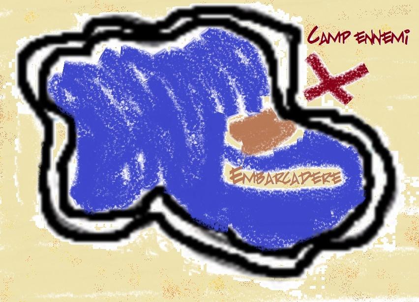 Quête de Xynthia : Le lac de Walentir Map10