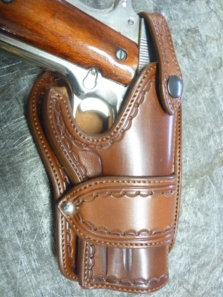 "HOLSTER WILD BUNCH : ""PIKE"" by SLYE P1110730"