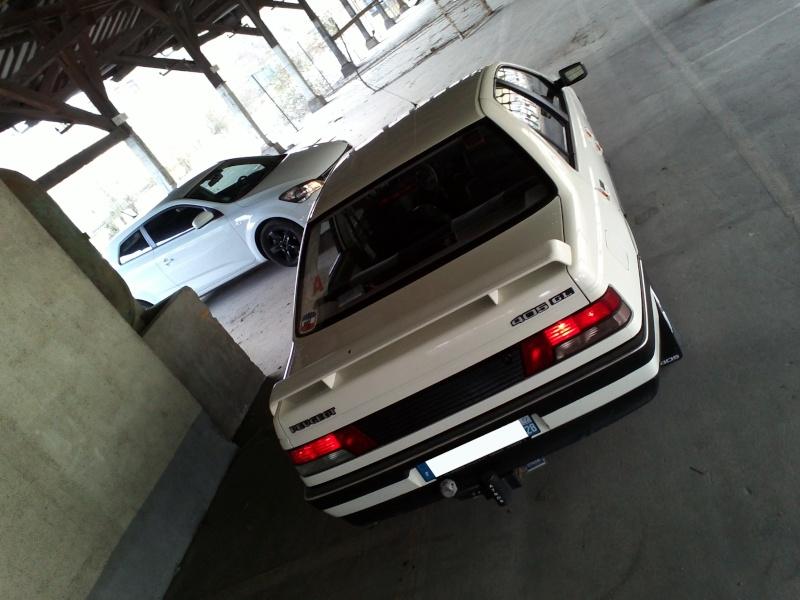 [GL + Husky-28] Peugeot 405 GL et Husky et autre discussion Img20611