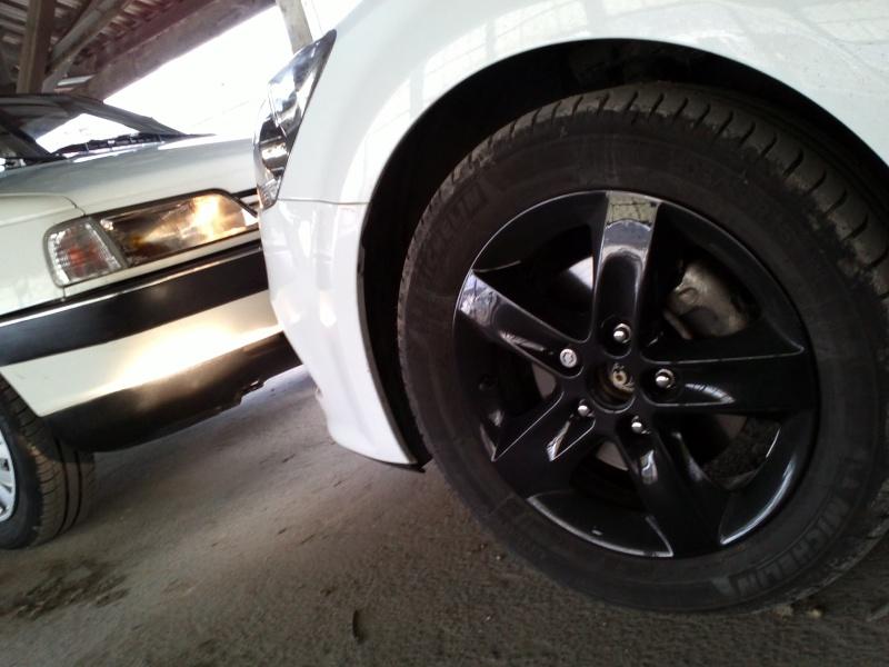 [GL + Husky-28] Peugeot 405 GL et Husky et autre discussion Img21111