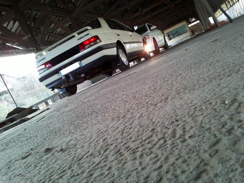 [GL + Husky-28] Peugeot 405 GL et Husky et autre discussion Img21411