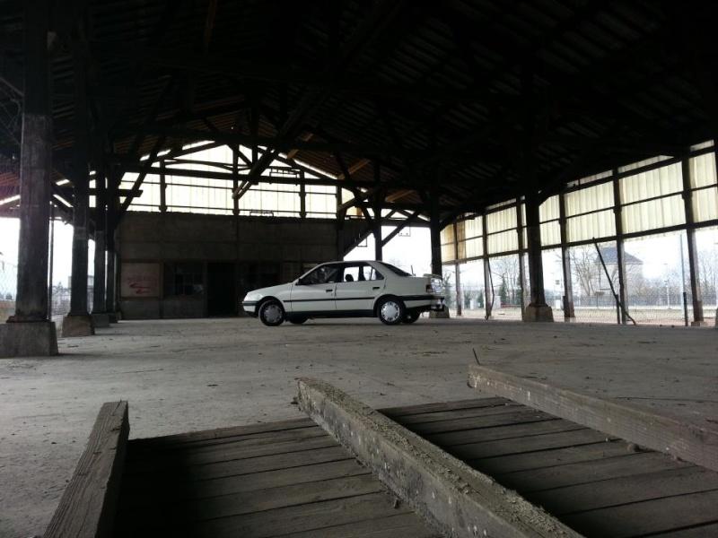 [GL + Husky-28] Peugeot 405 GL et Husky et autre discussion Img23010