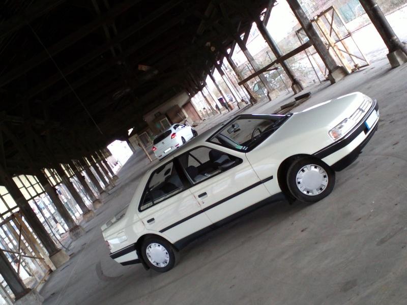 [GL + Husky-28] Peugeot 405 GL et Husky et autre discussion Img23110