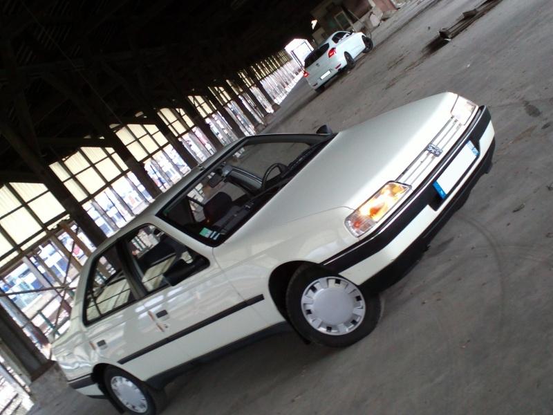 [GL + Husky-28] Peugeot 405 GL et Husky et autre discussion Img23410