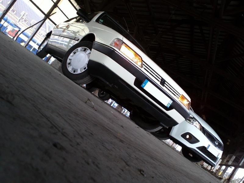 [GL + Husky-28] Peugeot 405 GL et Husky et autre discussion Img23810