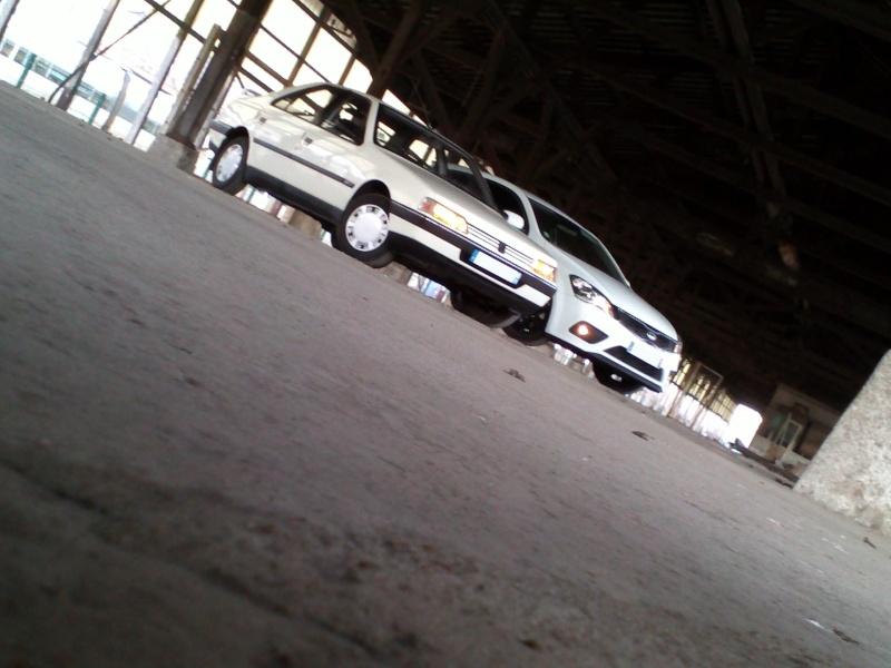 [GL + Husky-28] Peugeot 405 GL et Husky et autre discussion Img24710