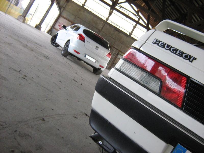 [GL + Husky-28] Peugeot 405 GL et Husky et autre discussion Img_1827