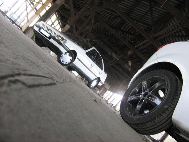 [GL + Husky-28] Peugeot 405 GL et Husky et autre discussion Img_1828