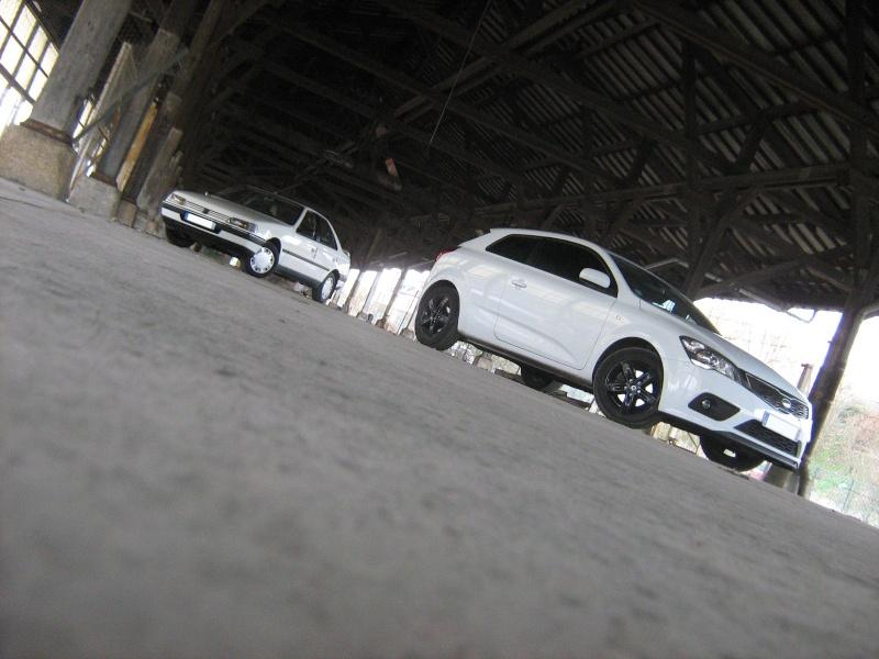 [GL + Husky-28] Peugeot 405 GL et Husky et autre discussion Img_1830