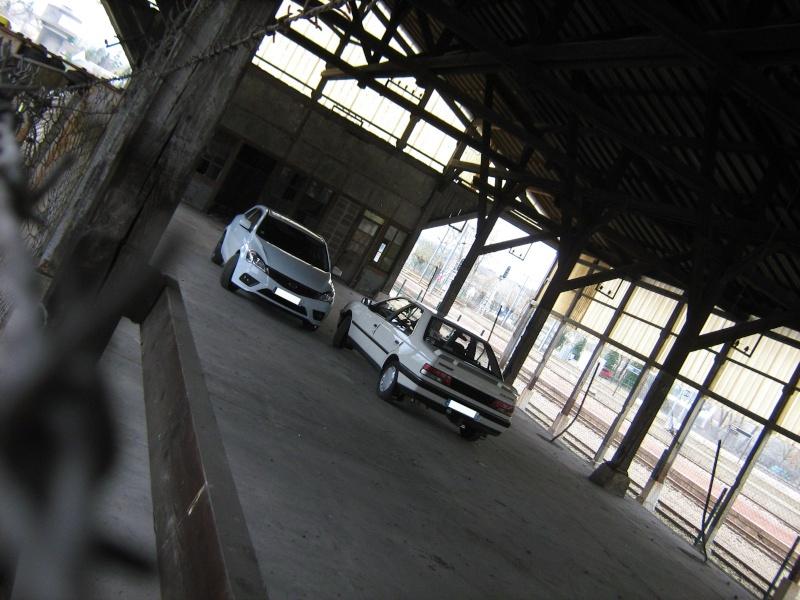 [GL + Husky-28] Peugeot 405 GL et Husky et autre discussion Img_1831