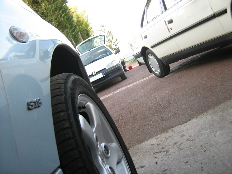 [GL + Husky-28] Peugeot 405 GL et Husky et autre discussion - Page 2 Img_2032