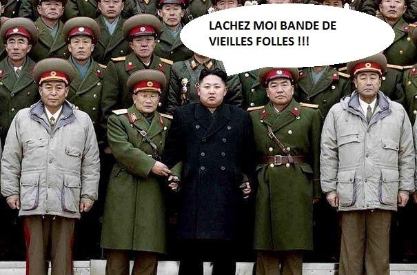 """Pyongyang menace d'une frappe nucléaire """"préventive"""" - Page 4 85274710"""