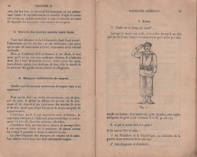 [Les traditions dans la Marine] Le salut militaire - Page 5 Rgt_ma11