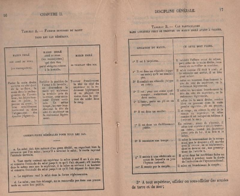 [Les traditions dans la Marine] Le salut militaire - Page 5 Rgt_ma12
