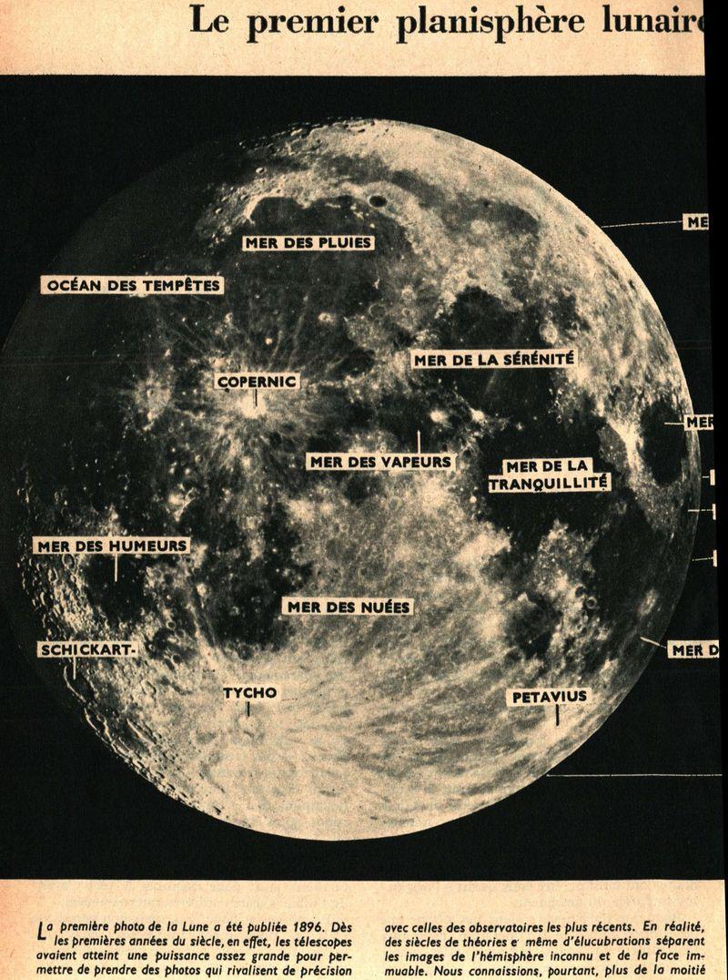 4 octobre 1959 - Lunik III - 1ères photos de la face cachée 59120011