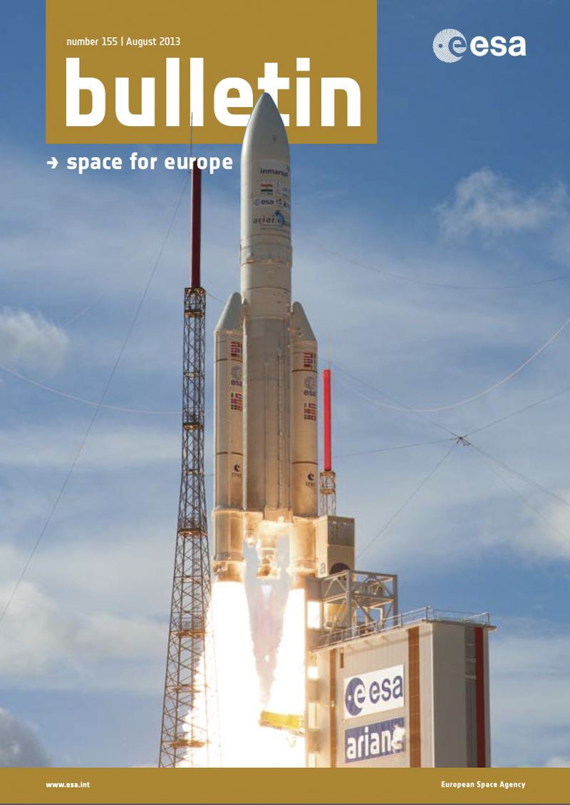 ESA Bulletin 155 (Août 2013) Esa_bu10