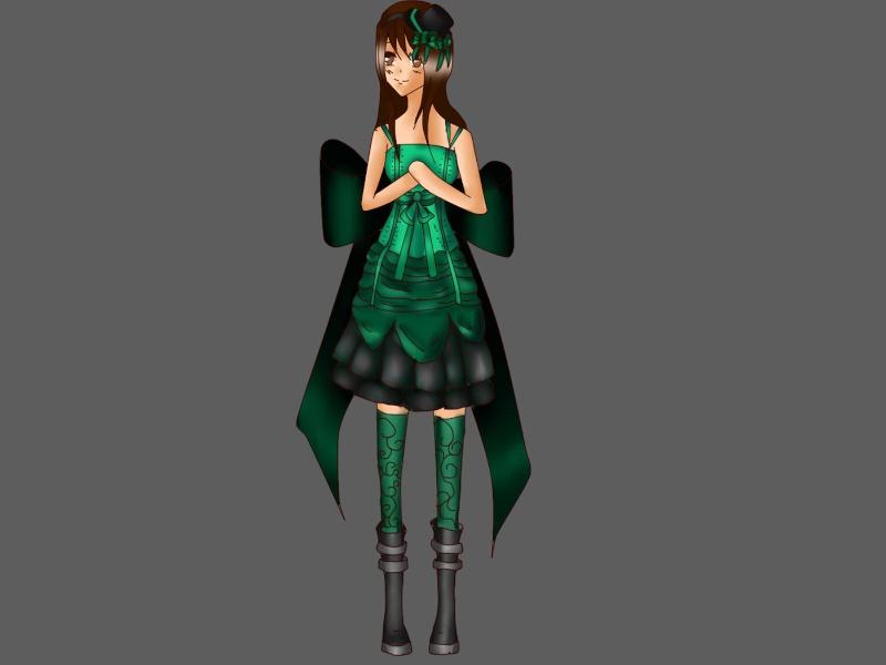 Concours Robe de Mariée Irukii10
