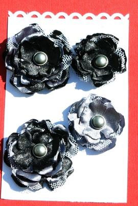 Satin Flowers Black_11