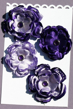 Satin Flowers Layere10