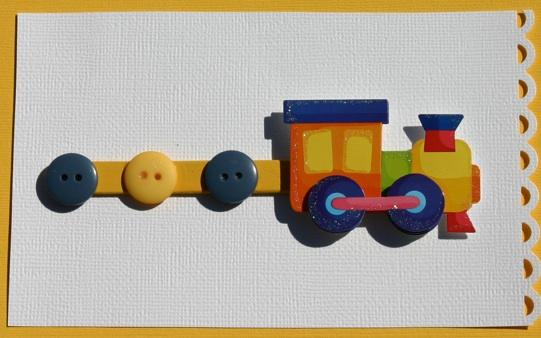 Sticker Train Sticke10