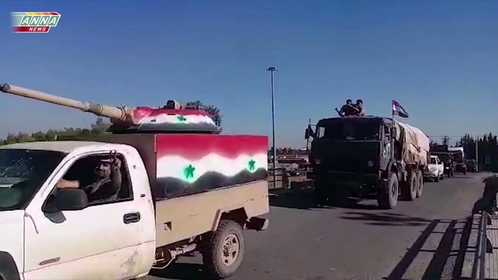 Armée Syrienne / Syrian Armed Forces / القوات المسلحة السورية - Page 22 21669410