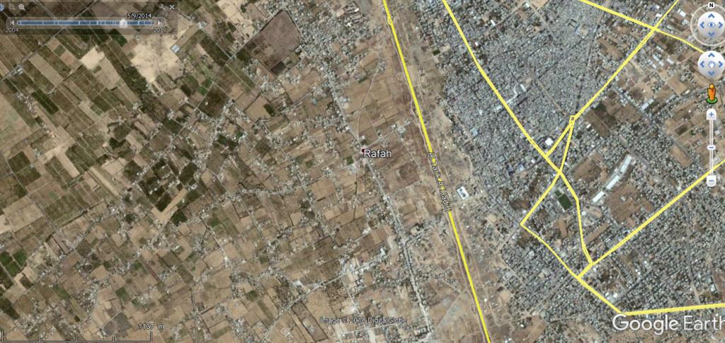 Update: La nouvelle Egypte de l´apres-révolte. - Page 43 Rafah110