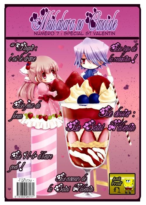 Akihabara no omoide numéro 07 : Spécial Saint Valentin OUT + Avis Ano_7_10