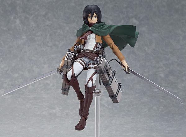 [Figurine] figma - Mikasa Ackerman (Attaque des titans) Figure28