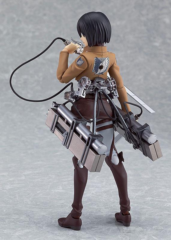 [Figurine] figma - Mikasa Ackerman (Attaque des titans) Figure29