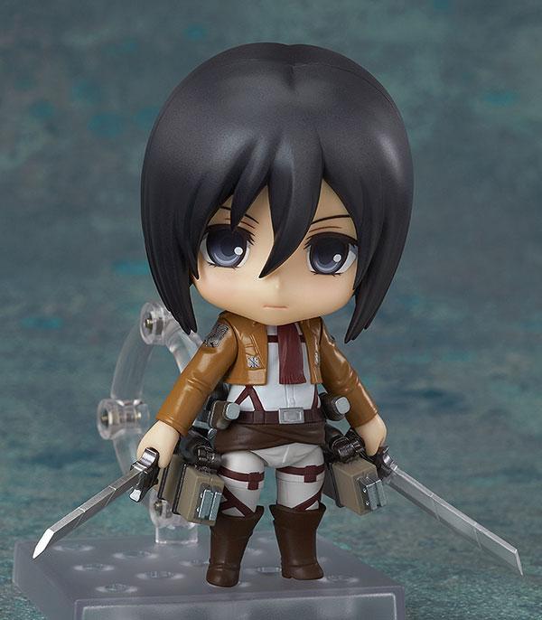 [Figurine] Nendoroid - Mikasa Ackerman (L'attaque des titans) Figure41