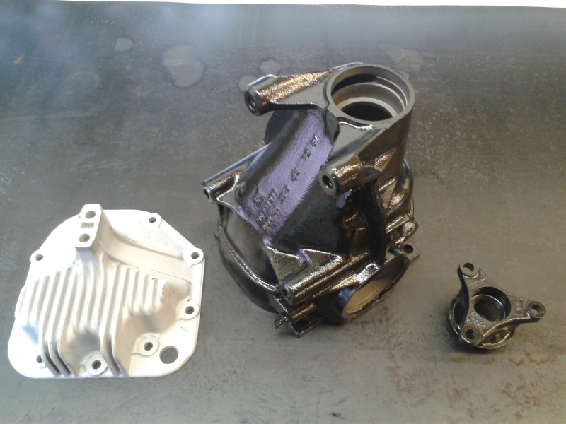 Omega A 3l 24v Turbo, Baustelle wird beendet, Auto geschlachtet - Seite 8 2013-014