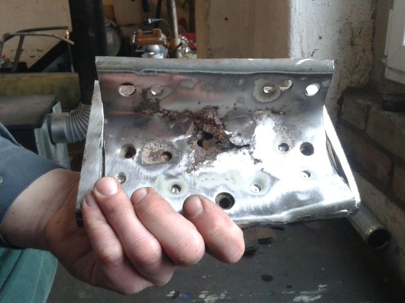 Omega A 3l 24v Turbo, Baustelle wird beendet, Auto geschlachtet - Seite 8 2013-018
