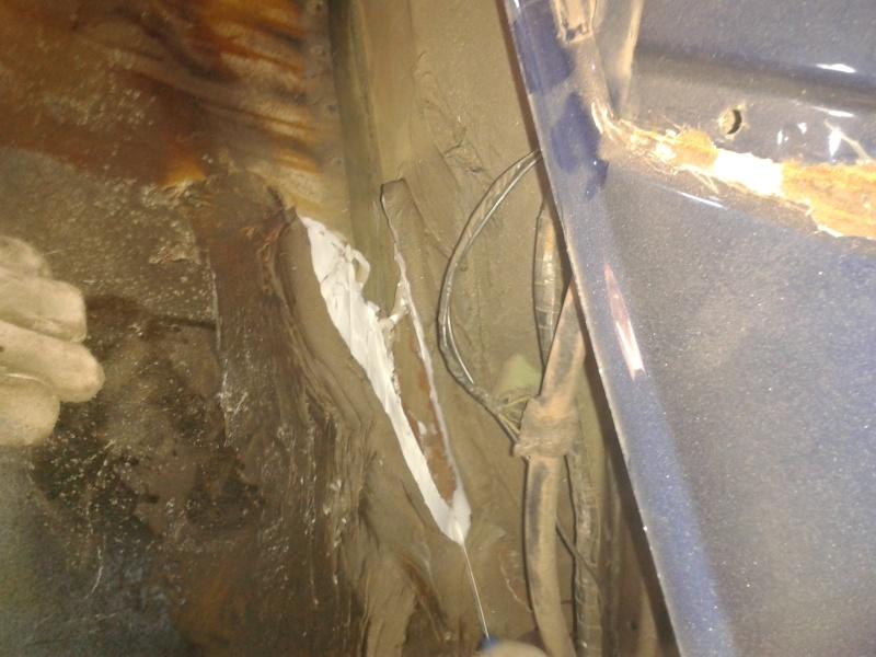 Omega A 3l 24v Turbo, Baustelle wird beendet, Auto geschlachtet - Seite 9 2013-039