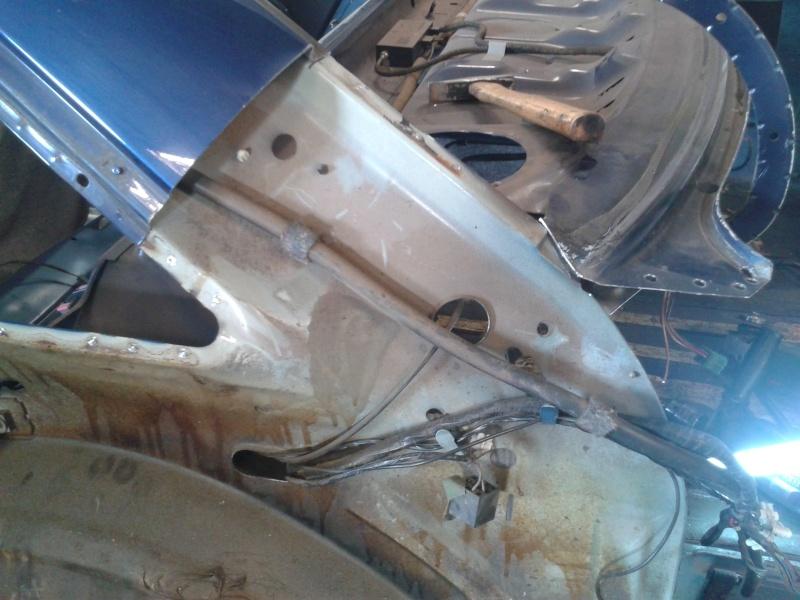 Omega A 3l 24v Turbo, Baustelle wird beendet, Auto geschlachtet - Seite 9 2013-045