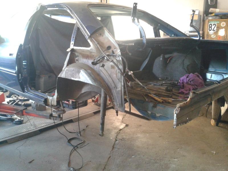 Omega A 3l 24v Turbo, Baustelle wird beendet, Auto geschlachtet - Seite 9 2013-047