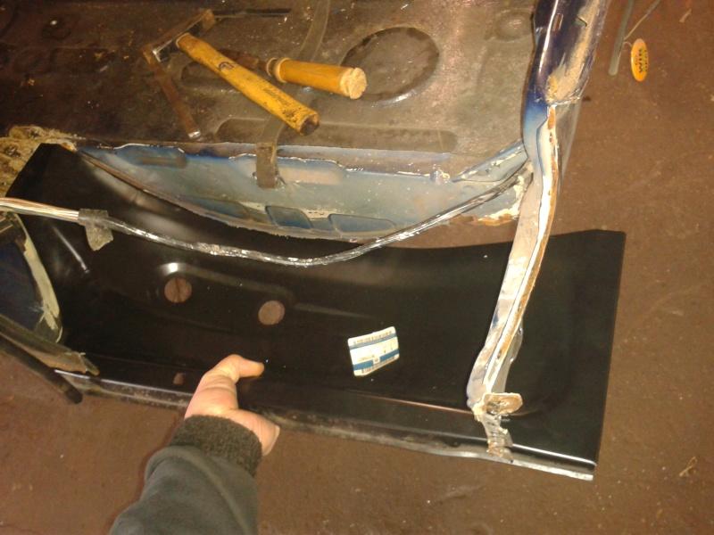 Omega A 3l 24v Turbo, Baustelle wird beendet, Auto geschlachtet - Seite 9 2013-048