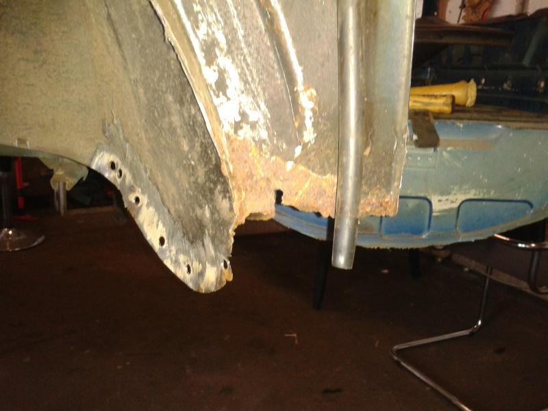 Omega A 3l 24v Turbo, Baustelle wird beendet, Auto geschlachtet - Seite 9 2013-049