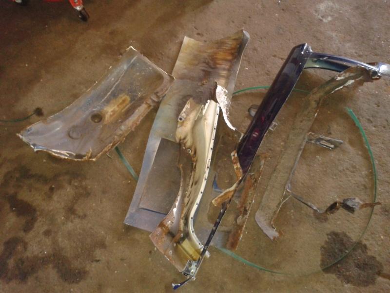 Omega A 3l 24v Turbo, Baustelle wird beendet, Auto geschlachtet - Seite 9 2013-051
