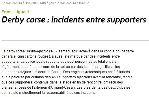 SC Bastia 1-0 AC Ajaccio S62