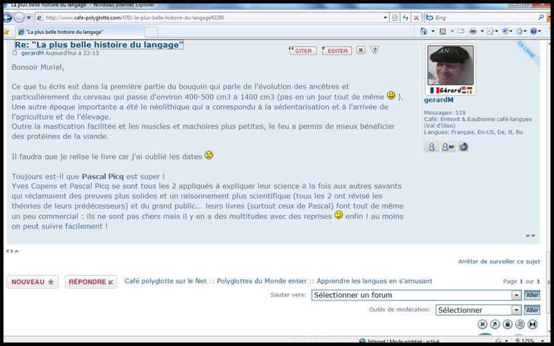 """PRESENTATION : Les clubs, cafés, cercles polyglottes """"in live or on line"""" Sans_t16"""