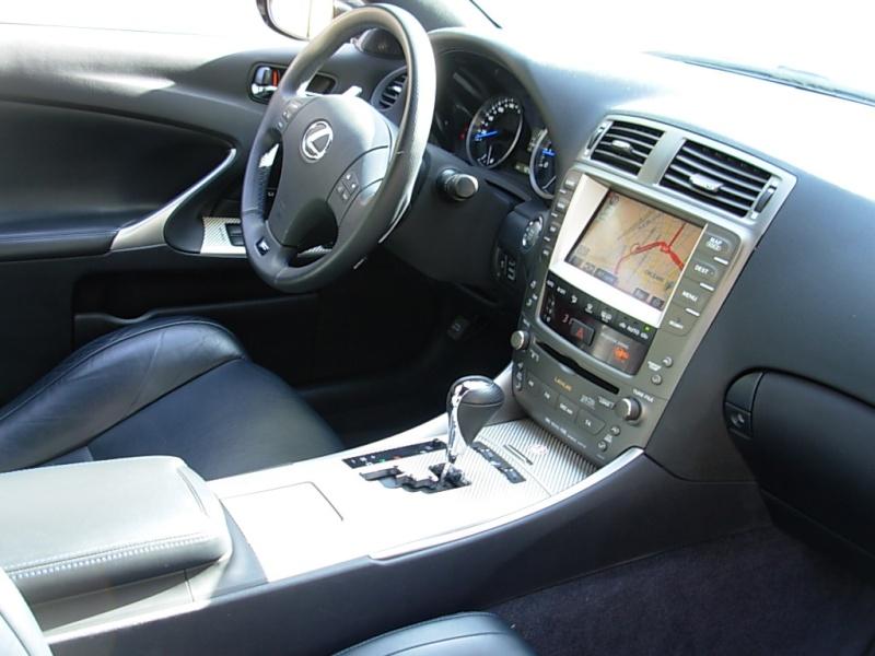 Lexus IS - F 810