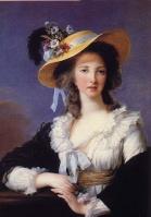 Coiffures du XVIIIeme: poufs, postiches, bonnets et chapeaux - Page 17 Duches10