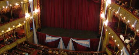 El teatro Princesa