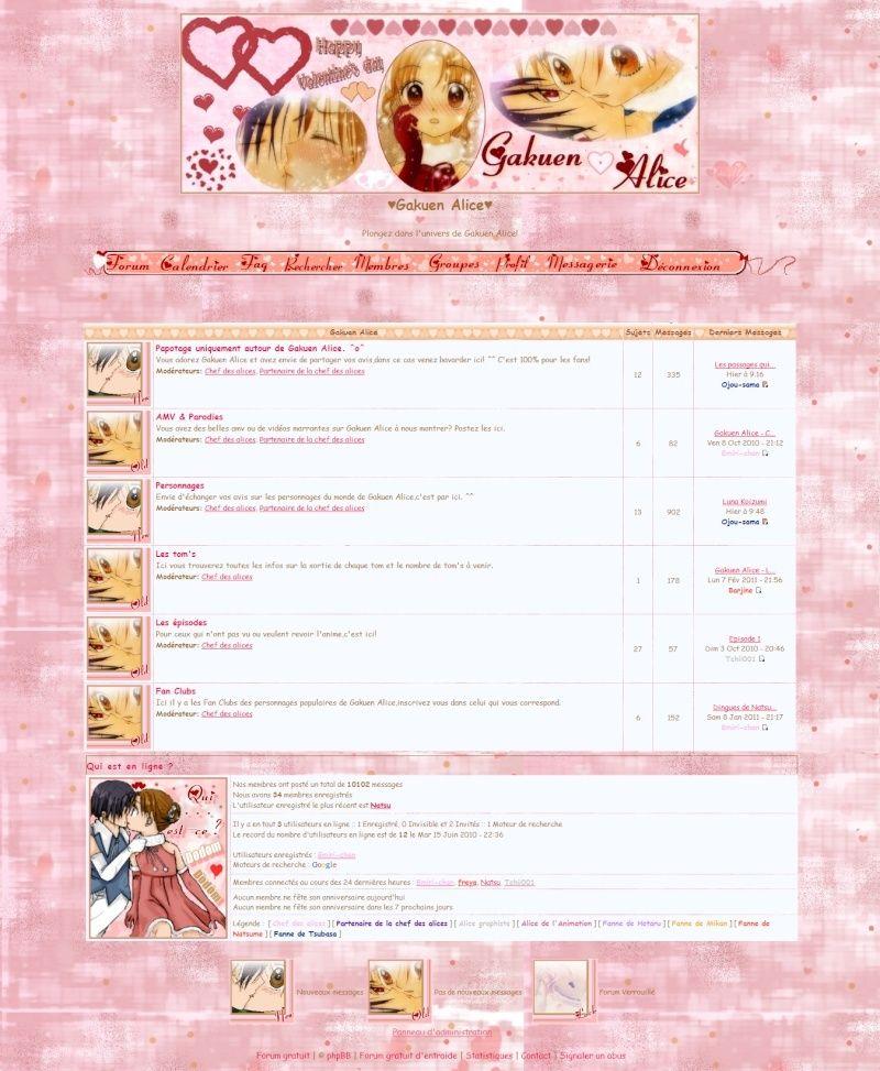Le thème du mois de Février 2011 - Happy Valentine's day Aperau10